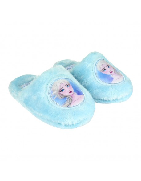 Frozen Zapatillas de estar por casa niña, pantuflas