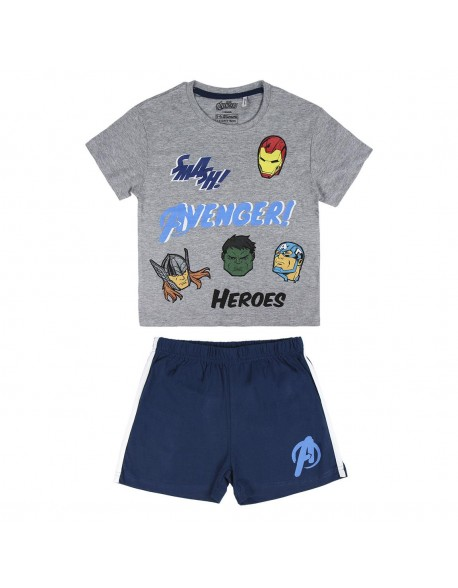 Avengers Pijama verano niño