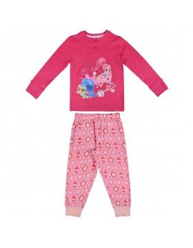 Shimmer and Shine Pijama manga larga niña