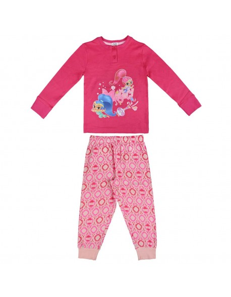 Shimmer and Shine Pijama manga larga niña
