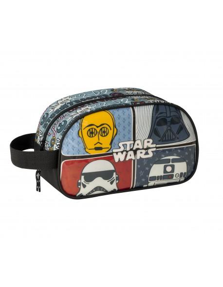 Star Wars Neceser, bolsa de aseo adaptable a carro