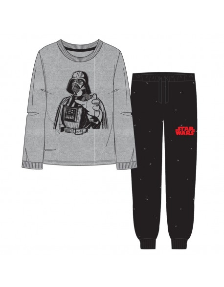 Star Wars Pijama manga larga