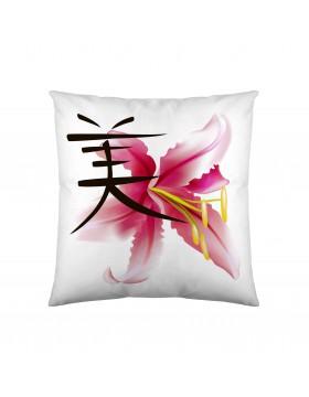 Tsuki Cojín Japonés Ran 100% algodón