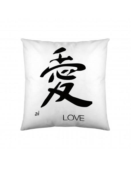 Tsuki Cojín Japonés Kore 100% algodón