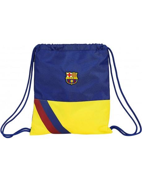 FC Barcelona 19/20 Saco mochila plano cuerdas 35 x 45 cm