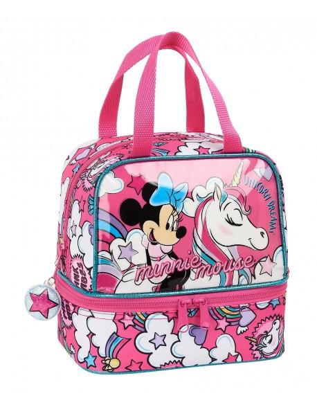 Minnie Mouse Portameriendas, Bolso para el almuerzo o la merienda niño