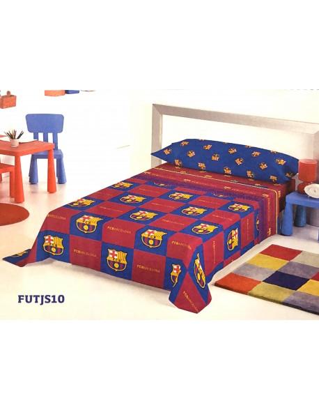 FC Barcelona Juego de sábanas FUTJS10