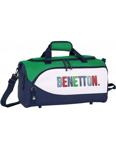 UCB Benetton 1965 Bolsa deporte Bolso de viaje 50 cm