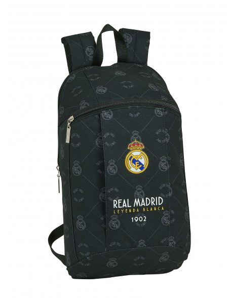 Real Madrid CF Madrid Mochila tipo casual, senderismo 39 cm