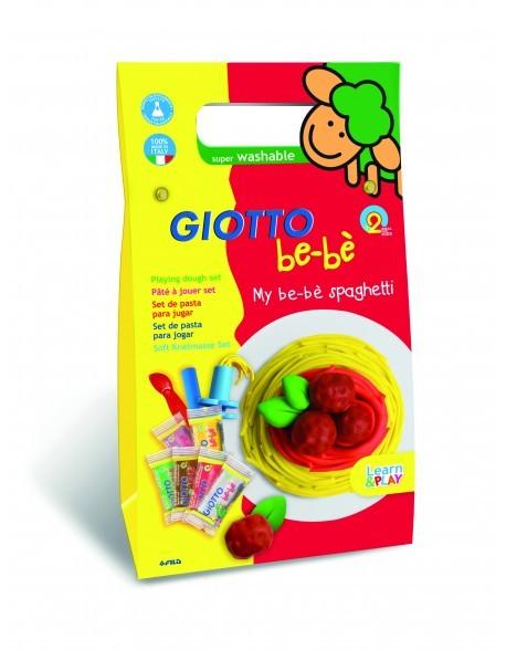 Giotto My be-bè Spaghetti Plastilina
