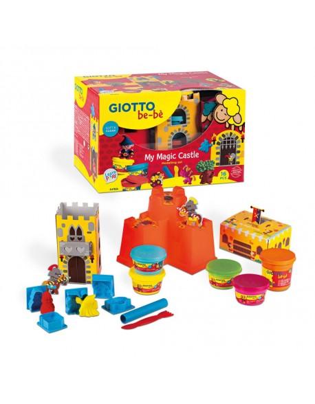 Giotto be-bè My Magic Castle, Set para modelar, manualidades