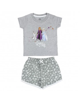 Frozen Pijama verano niña