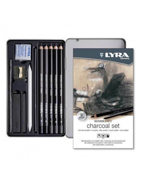 Lyra Rembrandt Set de carboncillos y Accesorios