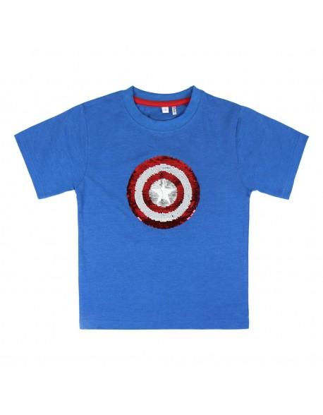 Avengers Camiseta manga corta