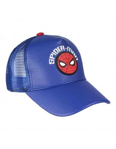 Spiderman Gorra Premium, niño