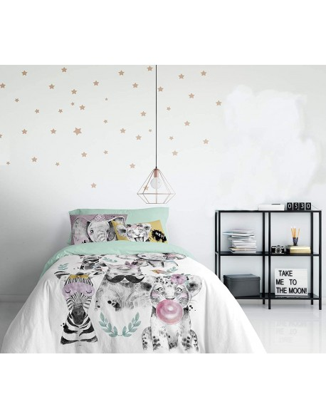 Naturals Duvet Cover Hey Zoo
