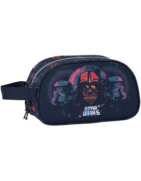 Star Wars Death Star Neceser, bolsa de aseo adaptable a carro