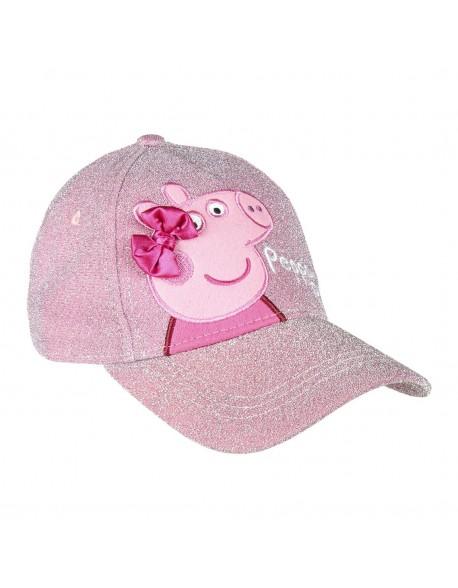 Peppa Pig Gorra Premium, niña