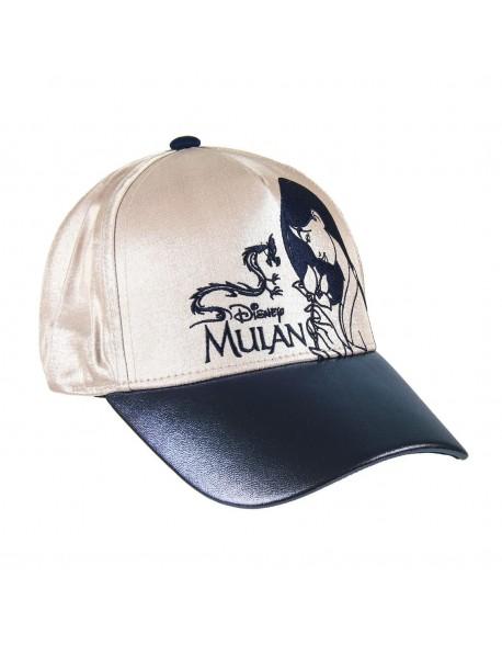 Mulan Gorra Premium, juvenil