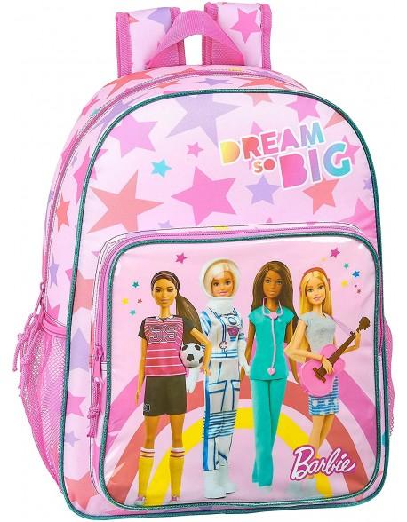 Barbie Dreamer Mochila grande adaptable a carro
