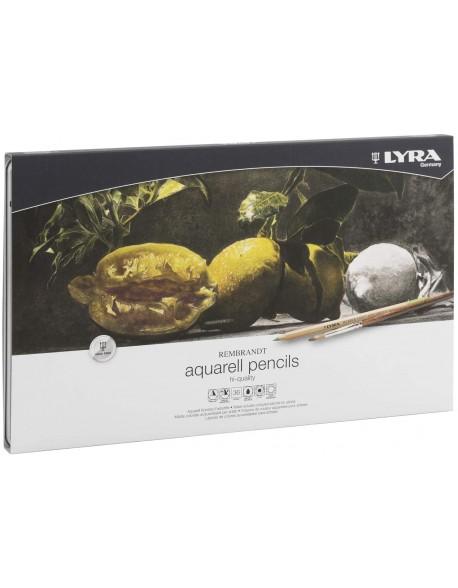 Lyra Rembrandt Aquarell 36 Lápices de Colores