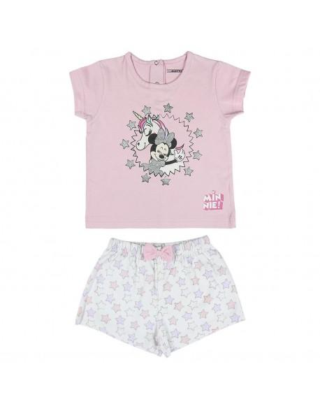 Minnie Mouse Pijama verano bebé