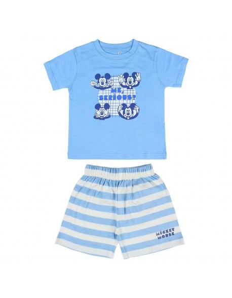 Mickey Mouse Pijama verano niño