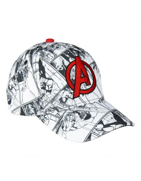 Avengers Gorra Premium, niño