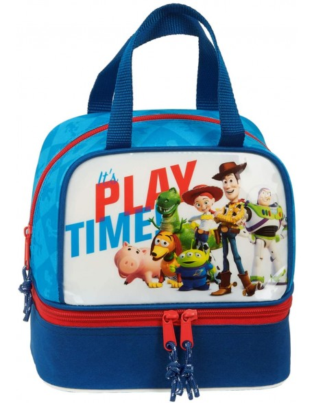 Toy Story Play Time Portameriendas, Bolso para el almuerzo o la merienda