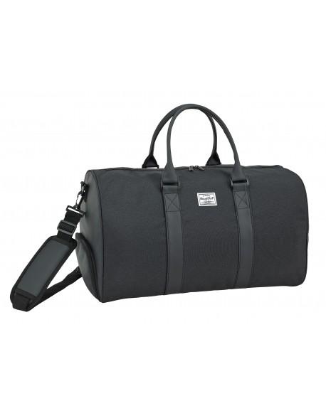Blackfit8 Black & Black Bolsa deporte Bolso de viaje 53 cm