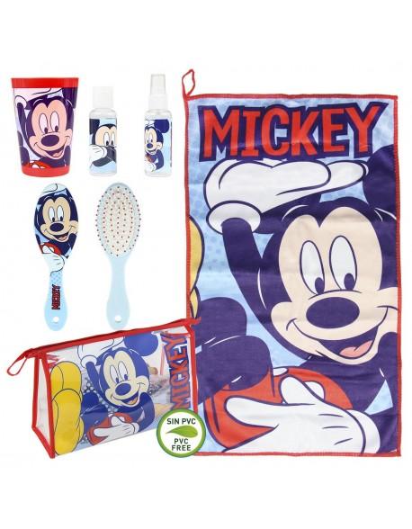 Mickey Mouse Set de comedor, Neceser aseo personal, viaje