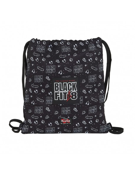 Blackfit8 Sport Galaxy Saco mochila plano cuerdas
