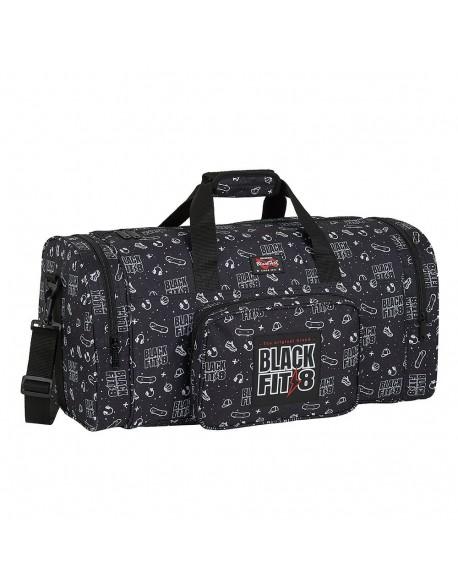 Blackfit8 Sport Galaxy Bolsa deporte Bolso de viaje 55 cm