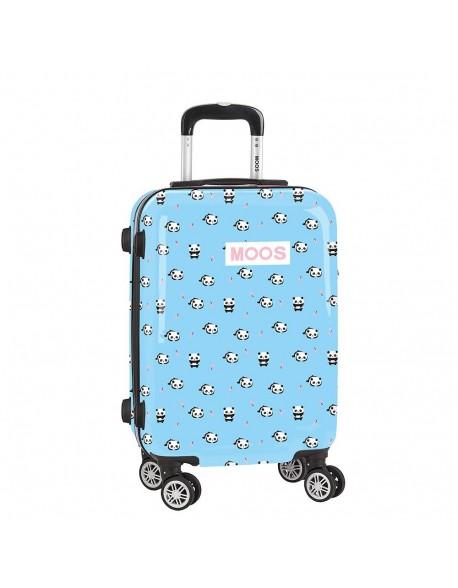 "Moos Panda Trolley Cabina 20"", maleta"