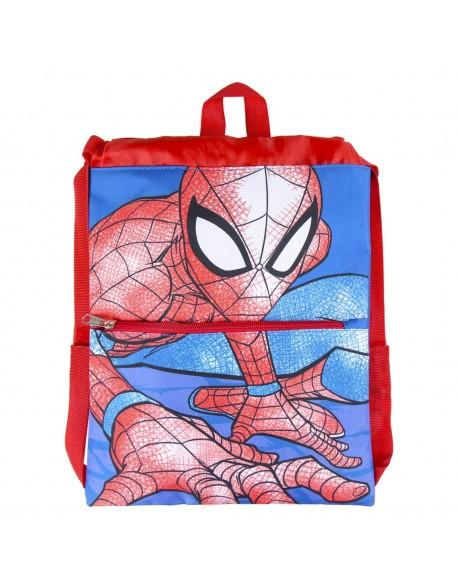 Spiderman Saquito mochila 27cm