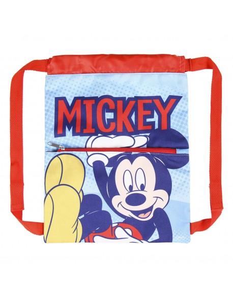 Mickey Mouse Saquito mochila 27cm