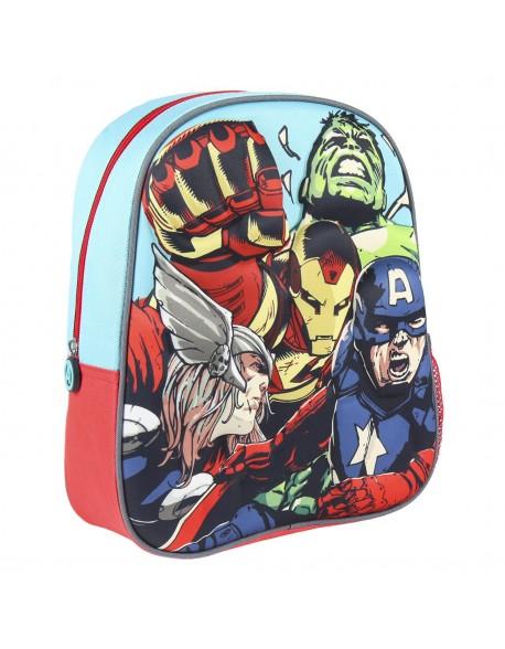 Avengers Mochila infantil 3D