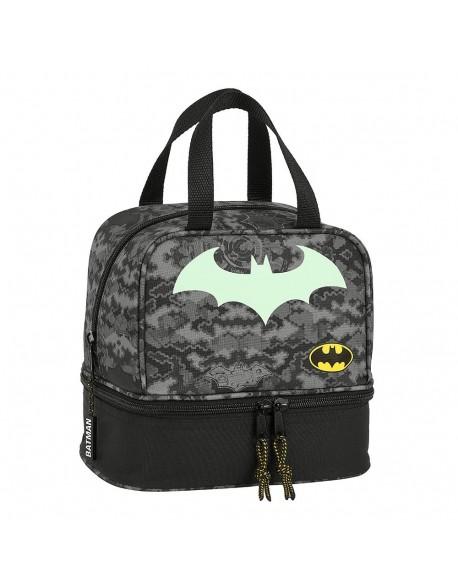 Batman Night Portameriendas, Bolso para el almuerzo o la merienda niña