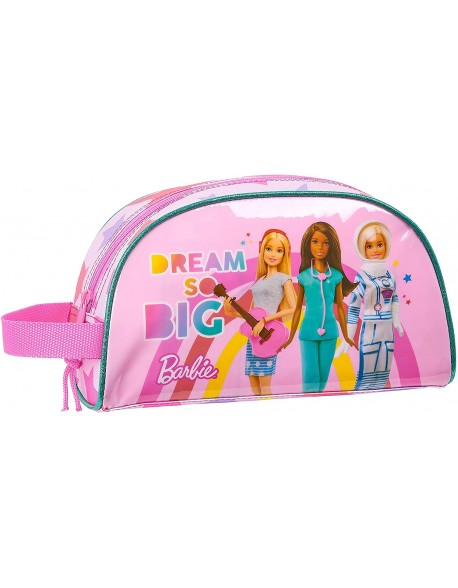 Barbie Dreamer Neceser, bolsa de aseo adaptable a carro