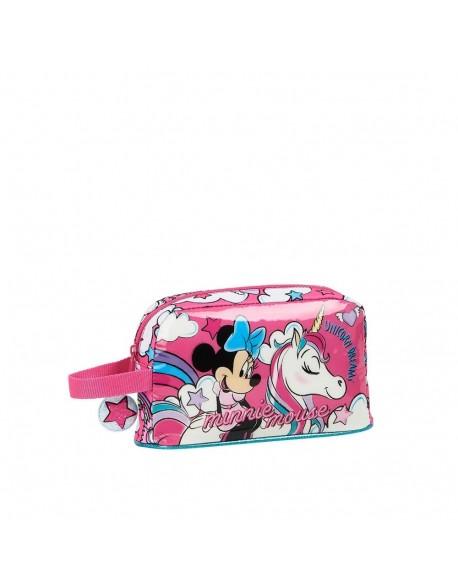 Minnie Mouse Unicorns Bolso Portameriendas térmico