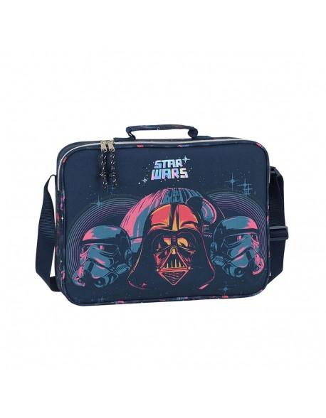 Star Wars Death Star Bolso Maletín cartera extraescolares