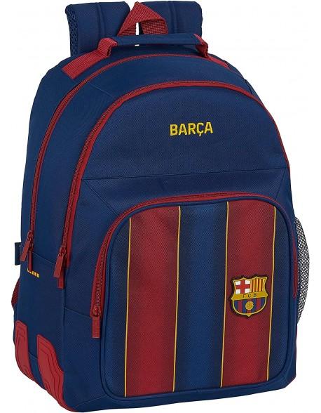FC Barcelona 1ª Equip. 20/21 Mochila doble con cantoneras adaptable a carro