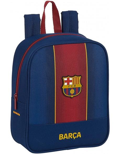 FC Barcelona 1ª Equip. 20/21 Mochila guardería niño adaptable carro