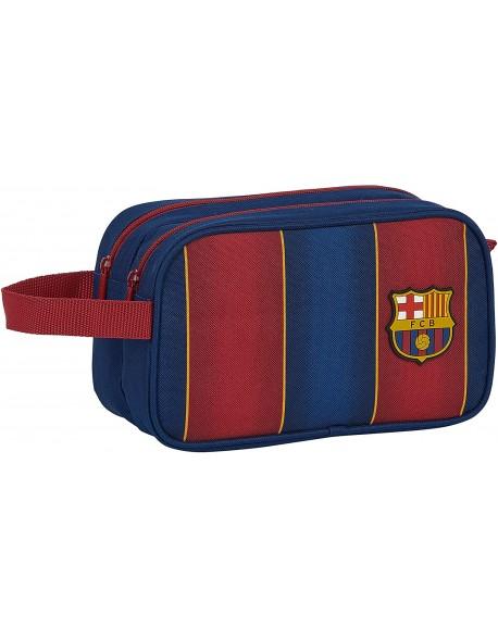 FC Barcelona 1ª Equip. 20/21 Neceser, bolsa de aseo adaptable a carro