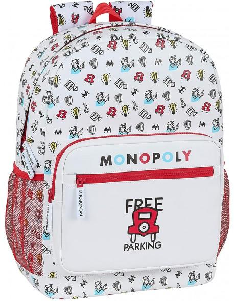 Monopoly Mochila grande adaptable a carro