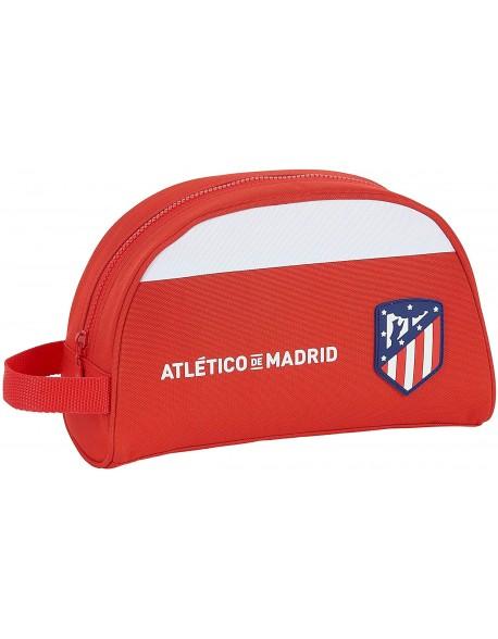 Atlético de Madrid Femenino Neceser, bolsa de aseo adaptable a carro