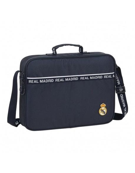 Real Madrid CF Bolso Maletín cartera extraescolares niño