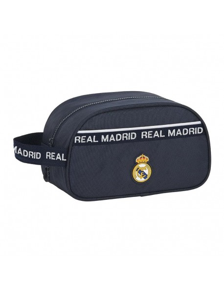 Real Madrid CF Neceser, bolsa de aseo adaptable a carro