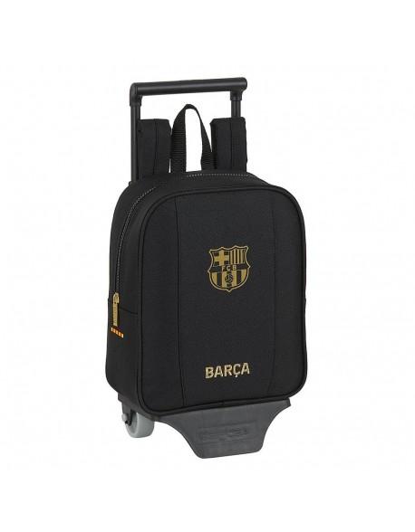 FC Barcelona 2ª Equip. 20/21 Mochila guardería ruedas, carro, trolley