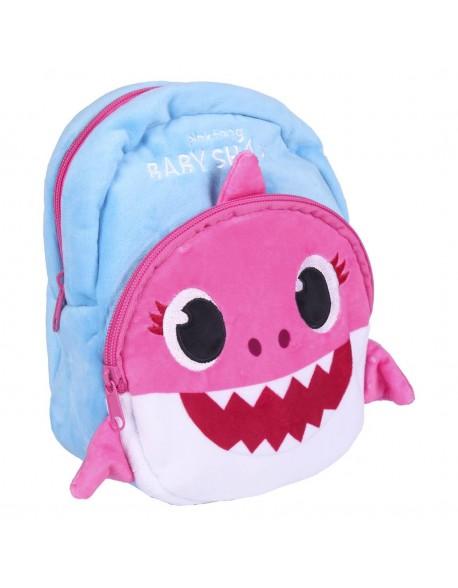Baby Shark Mochila Guardería personaje